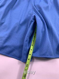 1982 North Carolina Tar Heels UNC Sewn Jordan Eighty-Two 82 Collection Shorts XL