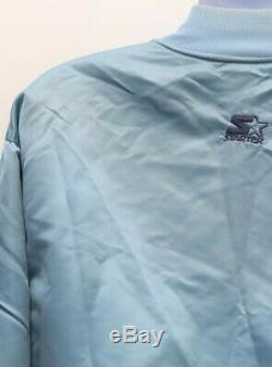 1990s North Carolina UNC Tar Heels vintage Starter jacket size XXL
