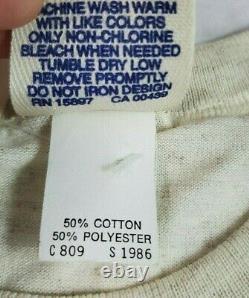 1992 Glory Days Vintage T Shirt UNC Tarheels Michael Jordan'82 USA XL 50/50 NWT