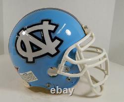 2006 Univeristy of North Carolina UNC Tar Heels #43 Game Used Light Blue Helmet