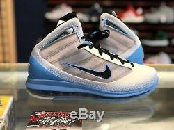 2010 Rare NIKE AIR MAX HYPERIZE MARCH MADNESS PACK Unc Tarheels 395721-004 Nc