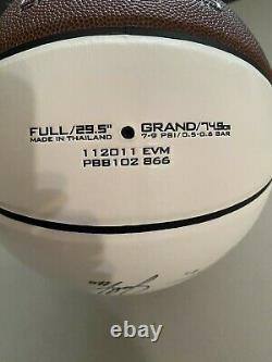 2012-13 NORTH CAROLINA TAR HEELS UNC Basketball Signed by Team Players & Coaches