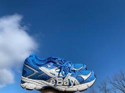 ASICS Gel 190 TR UNC TARHEELS Blue Running Sneakers Athletic Shoes 10 sj17j16