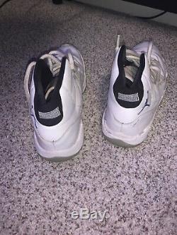 Air Jordan 11 XI Retro Legend Blue White UNC Tar Heels Men's Size 13