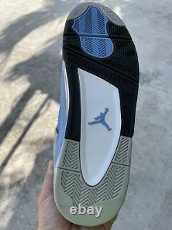 Air Jordan 4 University Blue Men 15 Nike CT8527-400 Retro NBA UNC Tar Heel