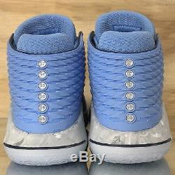 Air Jordan XXXII 32 UNC Tar Heels North Carolina Blue Grey AA1253 406 Size 9.5