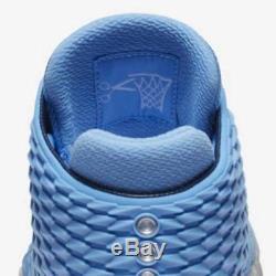 Air Jordan XXXII 32 UNC Tar Heels North Carolina Shoes -Size 12 -AA1253 406 -New