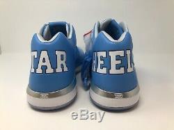 Air Jordan XXXI Low 897564-407 Size 17 Ncaa Unc North Carolina Tar Heels Final