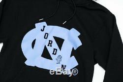 Air Jordan x UNC NRG Hoodie CHOOSE SIZE BV3954-010 Tar Heels North Carolina