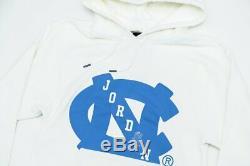 Air Jordan x UNC NRG Hoodie CHOOSE SIZE BV3954-100 Tar Heels North Carolina