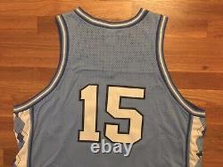 Authentic Nike UNC North Carolina Tar Heels Vince Carter College Jersey 52 2XL