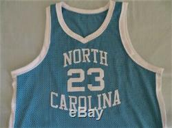 Authentic North Carolina Tar Heels UNC Michael Jordan Jersey 44 L Large USA NEW