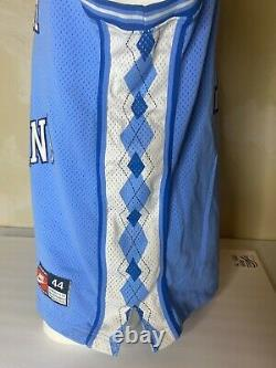 Authentic Vince Carter 44 Nike North Carolina Tar Heels Jersey UNC Vintage 90s