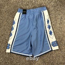 Carolina Basketball Shorts UNC Jordan Brand Jumpman Tar Heels Men's Size Large