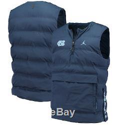 Carolina Tar Heels UNC Nike Jordan Protect Shield Vest Jacket NWT Medium
