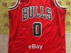 Coby White Signed Autograph Chicago Bulls Jersey NBA UNC Tar Heels