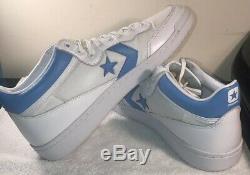 Converse Fastbreak x Jordan UNC North Carolina Tar heels Size 11. Rare Brand New