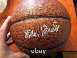 Dean Smith Signed UNC North Carolina Champs Tar Heels Basketball pass PSA JSA