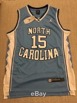 EXACT PROOF! VINCE CARTER Signed Autographed UNC TAR HEELS Jersey North Carolina