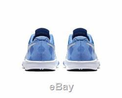 GO HEELS Nike Air Speed Train UNC North Carolina Tar Heels 844102-414