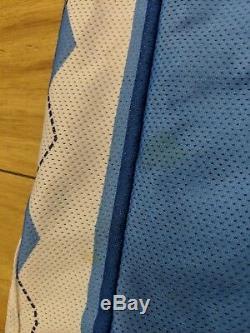 Jerry Stackhouse 1995 North Carolina UNC Tar Heels NCAA NBA jersey large