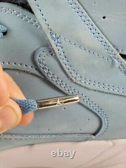 Jordan 7 Pantone 304775-400 Size 10.5 unc tarheels 1 2 3 4 5 6 7 8 9