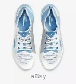 Jordan Brand React Havoc UNC Sneakers Size 8.5 & 11 North Carolina Tar Heels