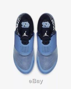 Jordan Grind 2 UNC North Carolina Tar Heels NCAA Men's AT8013-401 Running Shoes