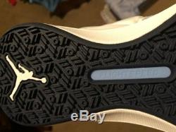 Jordan Trainer 3 Tar Heels Basketball Shoes UNC / Jump Man, Air Jordan Size 10