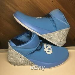 Jordan Why Not SAMPLE UNC North Carolina Tarheels Size 9.5 Westbrook AA2510-402