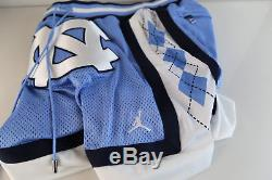 Jordan X Just Don UNC Shorts Valore Blue 911337-448 S-L air carolina tar heels