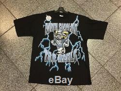 Large NWOT VINTAGE NCAA UNC North Carolina Tar Heels TShirt T-Shirt Tee Shirt