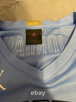 Limited Edition Jordan North Carolina Tar Heels UNC Authentic Jersey MEDIUM
