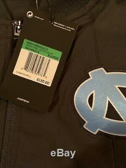 Men's Nike Jordan UNC North Carolina Tar Heels Showtime Jacket XL NWT $150