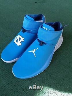 Men's Nike Jordan Why Not Zer0.1 UNC Carolina Tarheels Shoes Size 10.5