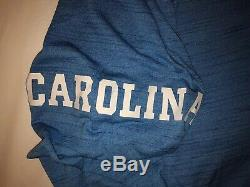 Men's Nike UNC University Of North Carolina Tar Heels Player Long Sleeve L, XL