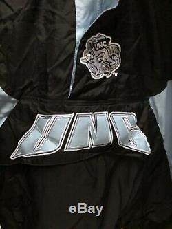Mens Large UNC Tar Heels Basketball Starter Jacket National Champions NEW