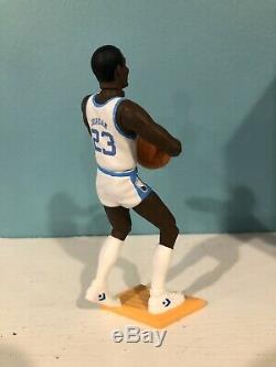 Michael Jordan Custom SLU Starting Lineup Bulls UNC Tar Heels McFarlane Figure
