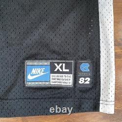 Michael Jordan North Carolina UNC Tar Heels Nike Swingman Basketball Jersey XL