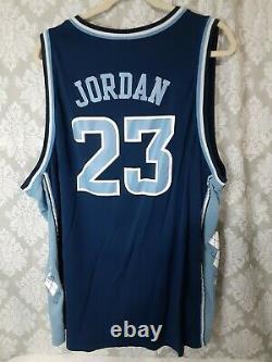 Michael Jordan Vintage UNC Tarheels Nike Elite jersey size 3xl North Carolina