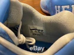 NEW Jordan 31 XXXI low UNC TAR HEELS Carolina Blue Sz 9.5 Nike Air 11 XI North