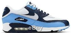 NIKE Air Max 90 UNC (Tarheels)