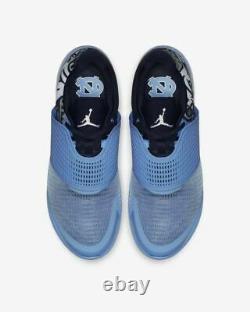 NIKE JORDAN Grind 2 UNC North Carolina Tar Heels NCAA Men's AT8013-401 SNEAKERS