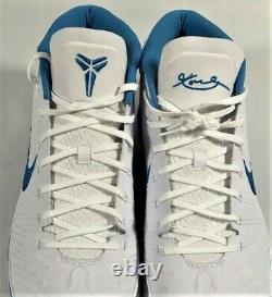 NIKE KOBE AD TB Promo UNC Tar Heels Basketball Shoes Kicks 9.5 Mens 942521