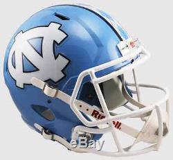 NORTH CAROLINA TAR HEELS UNC Riddell SPEED Full Size Replica Football Helmet