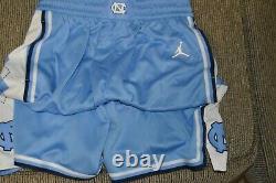 NWT Men's UNC Carolina Tar Heels Nike Jordan Limited Basketball Shorts (2XL)