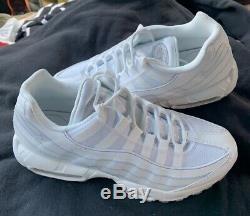NWT Womens Nike AIR MAX 95 SE UNC Tar Heels Blue & White 918413-102 SZ-8.5