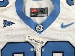 New! Nike Game Issued UNC Tar Heels Football Jersey #28 Pro Cut sz 48