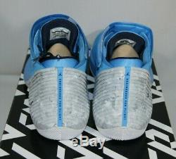 New Nike Jordan Why Not Zero. 1 Size 10.5 UNC Tar Heels Shoes AA2510-402