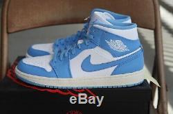 Nike Air Jordan 1 UNC Tarheels 554724 106 Air Max sz 9